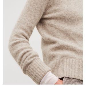 COS Sweaters - COS Alpaca Wool Crewneck Sweater M
